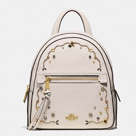 7d60ff06149a Coach Bags | Andi Backpack With Crystals | Poshmark